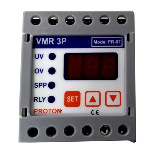 Voltage Monitor Relay